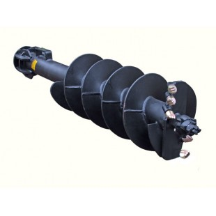 Скальный шнек 400/75KV/S-2