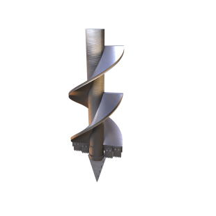 Бур 10/320/I-IV/Рп-3/П-120