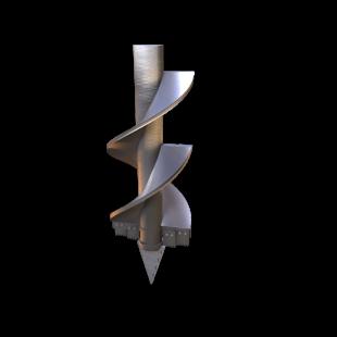 Бур 10/270/ I-IV/Рп-3/П-120