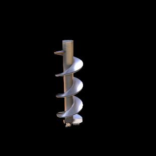 Бур 60/820/I-IV/ПС R-50-220/ К-150(2)
